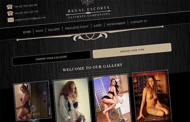 Regal Escorts, Leicester Escort Agency