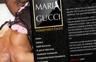 Maria Gucci, Leeds Independent Escort