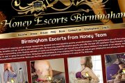 Honey Birmingham, West Midlands Escort Agency
