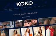 Koko, High Class London Escort Agency